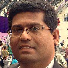 Treasurer - Dharma Sivarajasingham